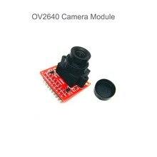 OV2640 модуль камеры для Arduino CMOS сенсор 2 млн пикселей электронный интегрированный с JPEG диск сжатия 3,3 В FZ3357