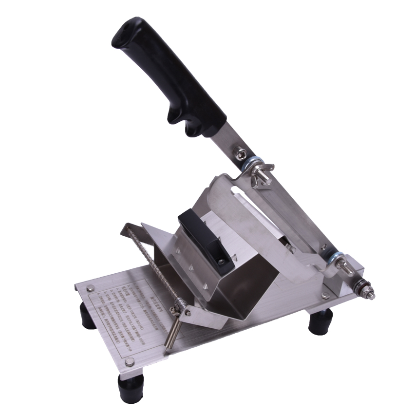 Newest! Meat slicer, slicer, manual household mutton roll slicer, meat planing machine, beef, lamb slicer meat slicer stainless steel home business mutton volumes sliced beef slices shred meat planing machine
