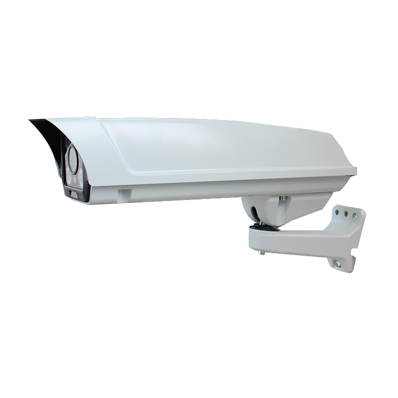 все цены на 3.0MP Vehicles License Plate Recognition LPR Outdoor IP Camera With 4Pcs IR White Light LEDs онлайн