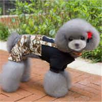 Cane Cappotti Giacca Pet Vestiti Del Cane Per Cani di Piccola Taglia Chihuahua Francese Bulldog Puppy Costume
