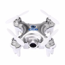 1414 Chtote CX 10W WiFi Drones With Camera Cheerson Quadcopters Rc Dron FPV Flying Camera Helicopter