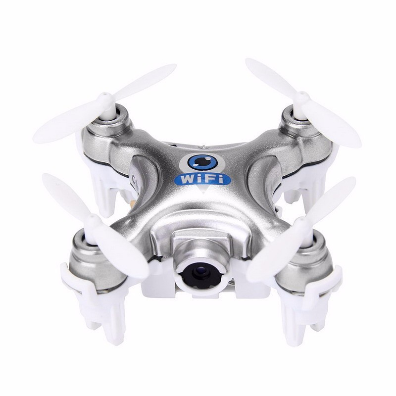 1414 Chtote CX-10W WiFi Drones With Camera Cheerson Quadcopters Rc Dron FPV Flying Camera Helicopter Remote Control Hexacopter