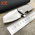 LDT T01 тактический складной нож D2 лезвие TC4 титановые ручки ножи для охоты Открытый Карманный Походный нож для выживания EDC инструменты