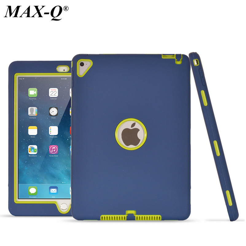 NEW For Apple ipad pro 9.7 inch case Amor Heavy Shockproof Rubber cover Drop resistance tablet Case