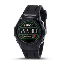 2016 Smart Bluetooth Uhr mit Pulsmesser Smartwatch g-sensor Kompass für Apple Telefon Xiaomi Huawei Montres intelligente