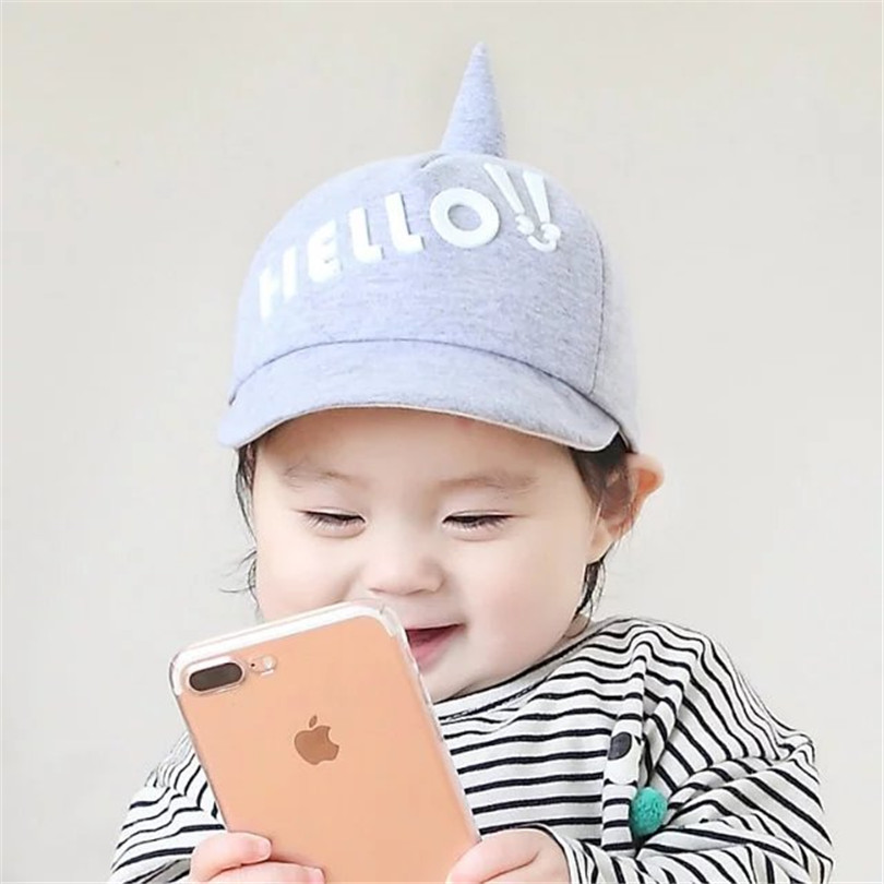 a574b81921a94 2017 NewBorn Baby Baseball Caps Baby Hats Children infant gorras head  beanies bebes kids Steeple Caps Photograph Prop-in Hats   Caps from Mother    Kids on ...