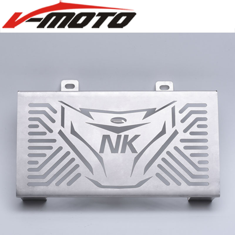 Motorcycle Radiator Side Guard Grill Grille Cover Protector For CFMOTO NK650TR <font><b>NK400</b></font> NK650 NK250 NK150 2018 image