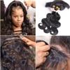 Sapphire Hair Brazilian Body Wave Remy Hair Bundles Natural Color 8 30 Inches Human Hair No