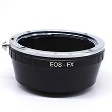 Новое кольцо адаптера объектива для Canon EOS EF EF-S Крепление объектива для Fujifilm X-Pro1 Крепление камеры EOS-FX адаптер кольцо