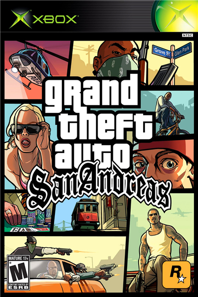 Custom Canvas Art Grand Theft Auto Poster GTA 5 San Andreas Game Wallpaper Grand Theft Wall Stickers Mural Home Decoration #776#