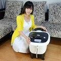 Barril footbath automático TC-2058 poder magnético máquina banho de pé frete grátis