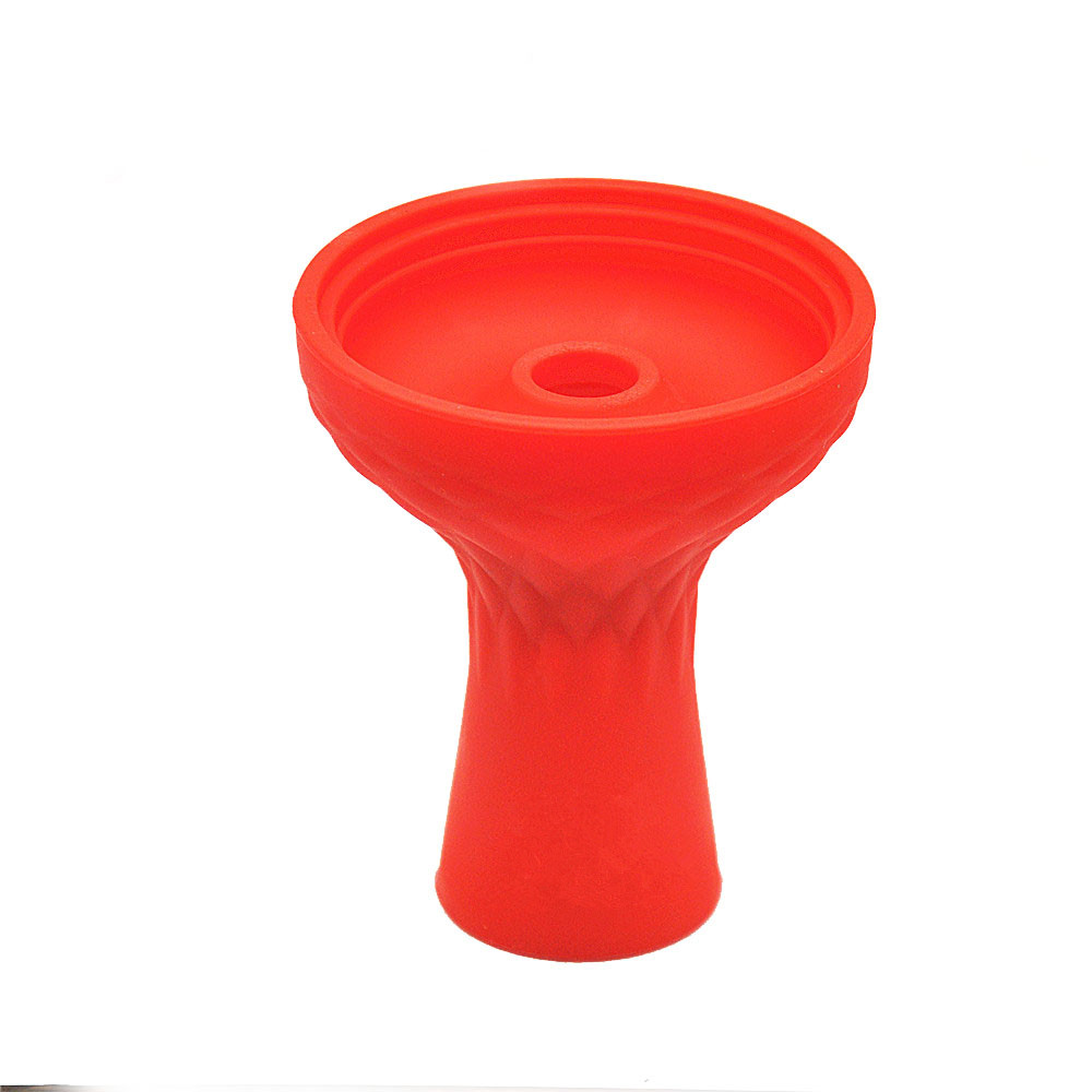 Image 5 - One Hole Silicone Hookah Tobacco Bowl with Kaloud Lotus Shisha Charcoal Holder Burner Chicha Narguile Accessories-in Shisha Pipes & Accessories from Home & Garden