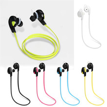BINMER Bluetooth Wireless Handfree Headset Stereo Headphone Earphone Sport Universal Futural Digital High Quality F25