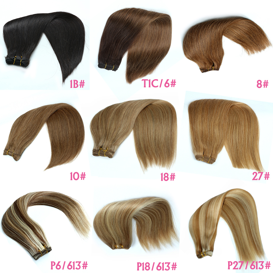 Ali Beauty European Virgin Hair 18 Inches 1 Piece Only 100g Weave