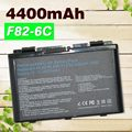4400mAh laptop Battery For Asus k40ab k40in k40ij k40ad k50ij K50in k50id k50af k51ac k51ae k51ab  k60ij k61ic k70ab k70ic k70io