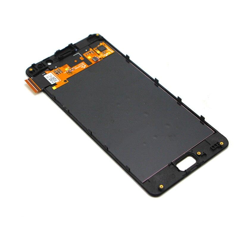 Lenovo Vibe P2 Display LCD Touch Screen digitizer Assembly Con Telaio 5.5 Per Il Lenovo P2 P2c72 P2a42 LCD - 5