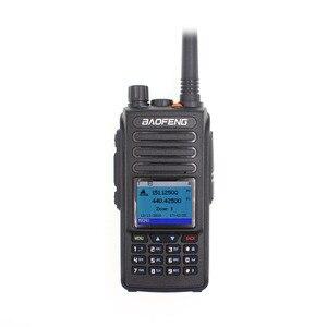 Image 2 - Baofeng DMR DM 1702 Walkie Talkie con GPS, VHF UHF 136 174 y 400 470MHz, ranura de tiempo Dual, 1 y 2 nivel Dual, Radio Digital