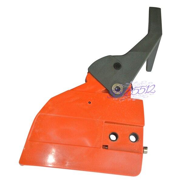 Brake Handle Clutch Sprocket Cover Fit HUSQVARNA 136 137 141 142 Chainsaw Parts стоимость