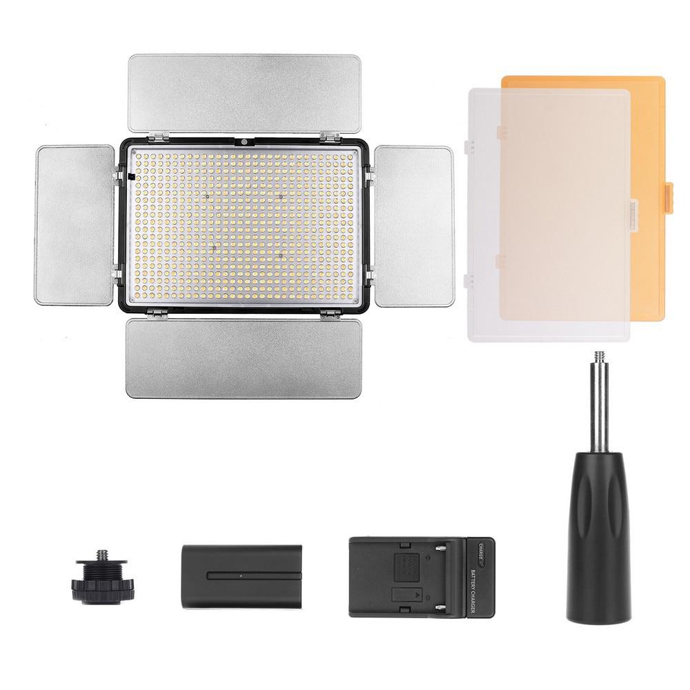 Торордың TL-600 жарықдиодты бейнебеті - Камера және фотосурет - фото 6