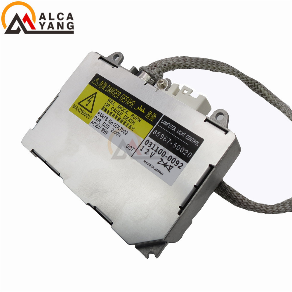Xenon HID Headlight Ballast Control Module For Lexus Toyota Mazda 85967-50020