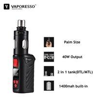 Vaporesso Target Mini Kit Vape Starter Kit Electronic Cigarette With 2ML Guardian Tank And 40W TC