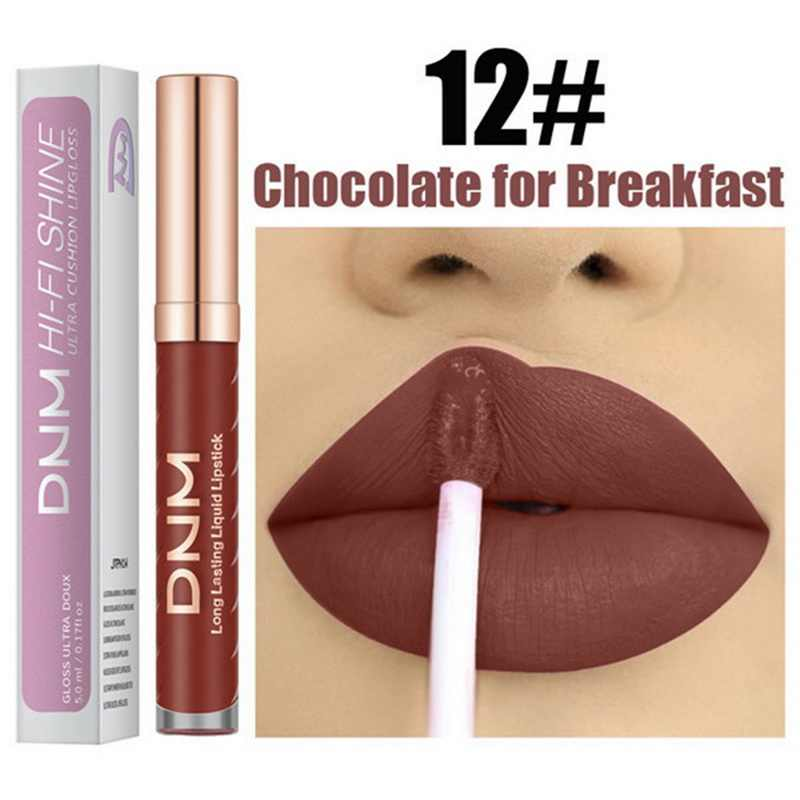 Opruiming! Matte Shimmer Lippenstift Set Glitter Vloeibare Lipstick Make Waterdicht Langdurige Lip Tint Professionele Lip