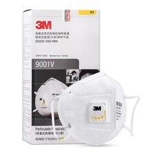 3 м 9001V вентиляционная Маска Анти-пыль KN90 анти PM2.5 Промышленные строительные пыли пыльца дымка газа Семья& про сайт Защита Инструмент