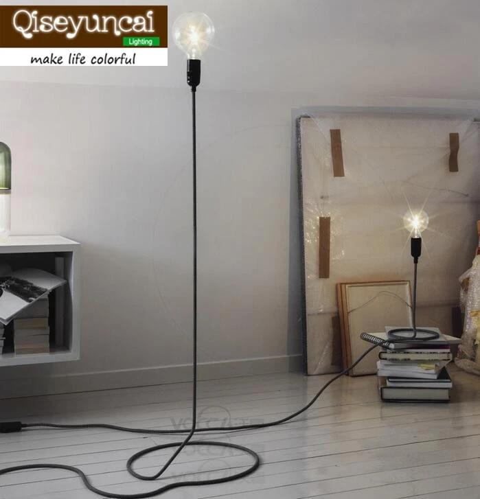 Qiseyuncai Loft Minimalistischen Moderne Stehlampe Wohnzimmer Schlafzimmer Dekorative Lampe Linie Kreative Studie Stehleuchte Modern Floor Lamp Floor Lampfloor Lamps Living Room Aliexpress