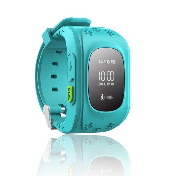 Детская gps отслеживания часы сенсорный экран местоположение монитор смарт часы детей sos-вызов finder трекер для детей безопасн 3 ,29 руб.