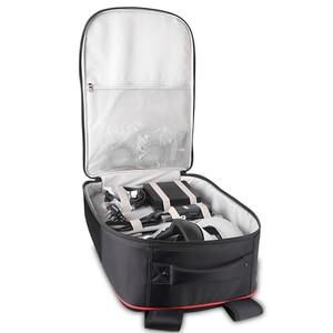 Image 5 - Bolsa BUBM para PS4 PSVR, consola de juegos, bolsa de viaje para playstation, mochila para VR, organizador de almacenamiento, bolsa para mando a distancia para Estuche de transporte de juegos