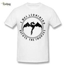 Cool Male Imagine Dragons Thunder T Shirts Rock And Roll DJ Stylish T-shirt велосипед rock machine thunder 70 2013