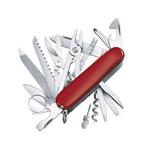 17 In 1 Multi Functional Swiss 91mm Folding Knife Stainless Steel Tool Army Knives Pocket Hunting