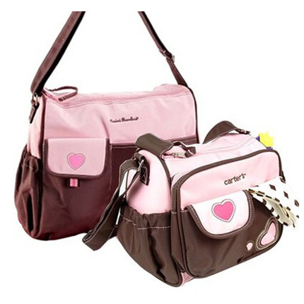 ФОТО 2pcs/Set,Fashion Designer Baby Diaper Bags Mother,Mummy Bags Organizer,Mummy Bag Baby Nappy Bags,Lady Handbag Shoulder Maternity