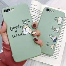 Quotes Soft TPU Phone Case For iPhone 7 Plus X XS XR Xs Max 8 Plus Cover Cute Dog Cases For iPhone 6s Plus Plain Patterned Cover цена и фото