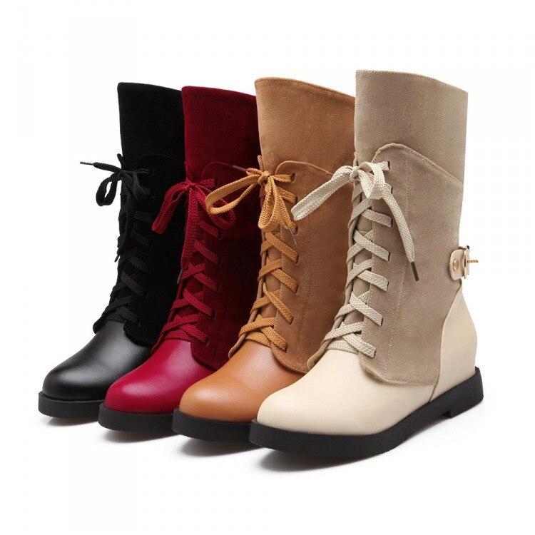 цены на summer style thigh high women woman femininas mid-calf boots botas masculina zapatos botines mujer chaussure femme shoes   1232 в интернет-магазинах