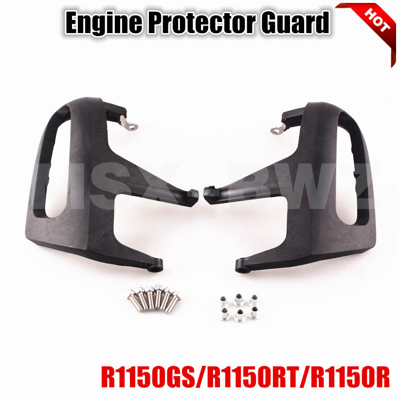 ФОТО New Plastic Engine Protector Guard For BMW R1150R R1100S R1150RS R1150RT 2001 2002 2003