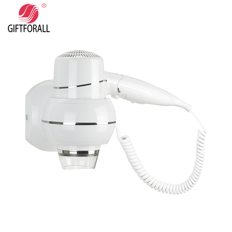 Hairdryer Professional Styling Powerful Wall Mounted Portable not hurt hot and cold windHotel Bathroom Home Hair Dryer D-158 braun 3in1 multifunctional hair styling tool hairdryer hair curler hair dryer blow dryer comb brush hairbrush professional as720