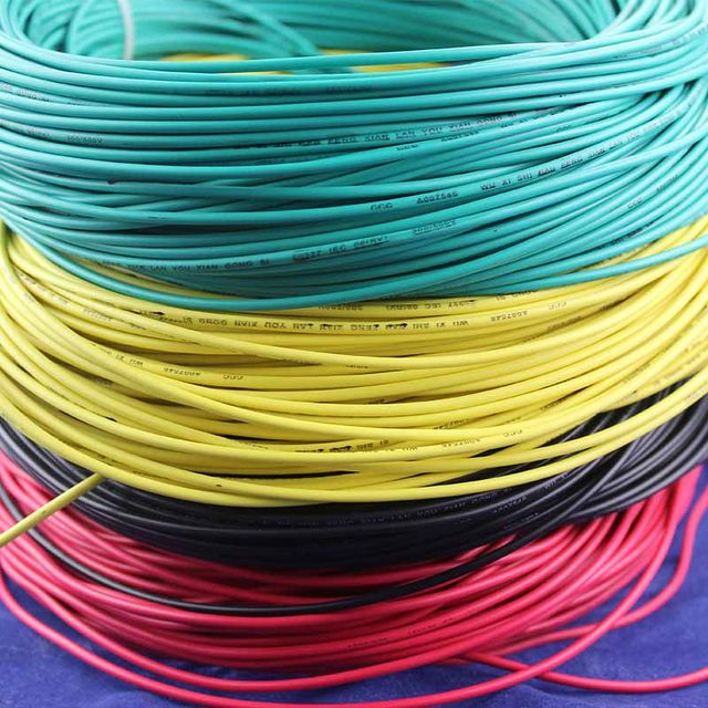 Online Shop Free shipping High Quality 18 AWG Flexible Stranded 3 ...