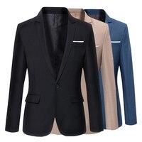 New Style Fashion High Quality Suits Jacket Men's Slim Fit Wedding Jacket Brand Dress Men Tuxedo Business Casual Suit Coat