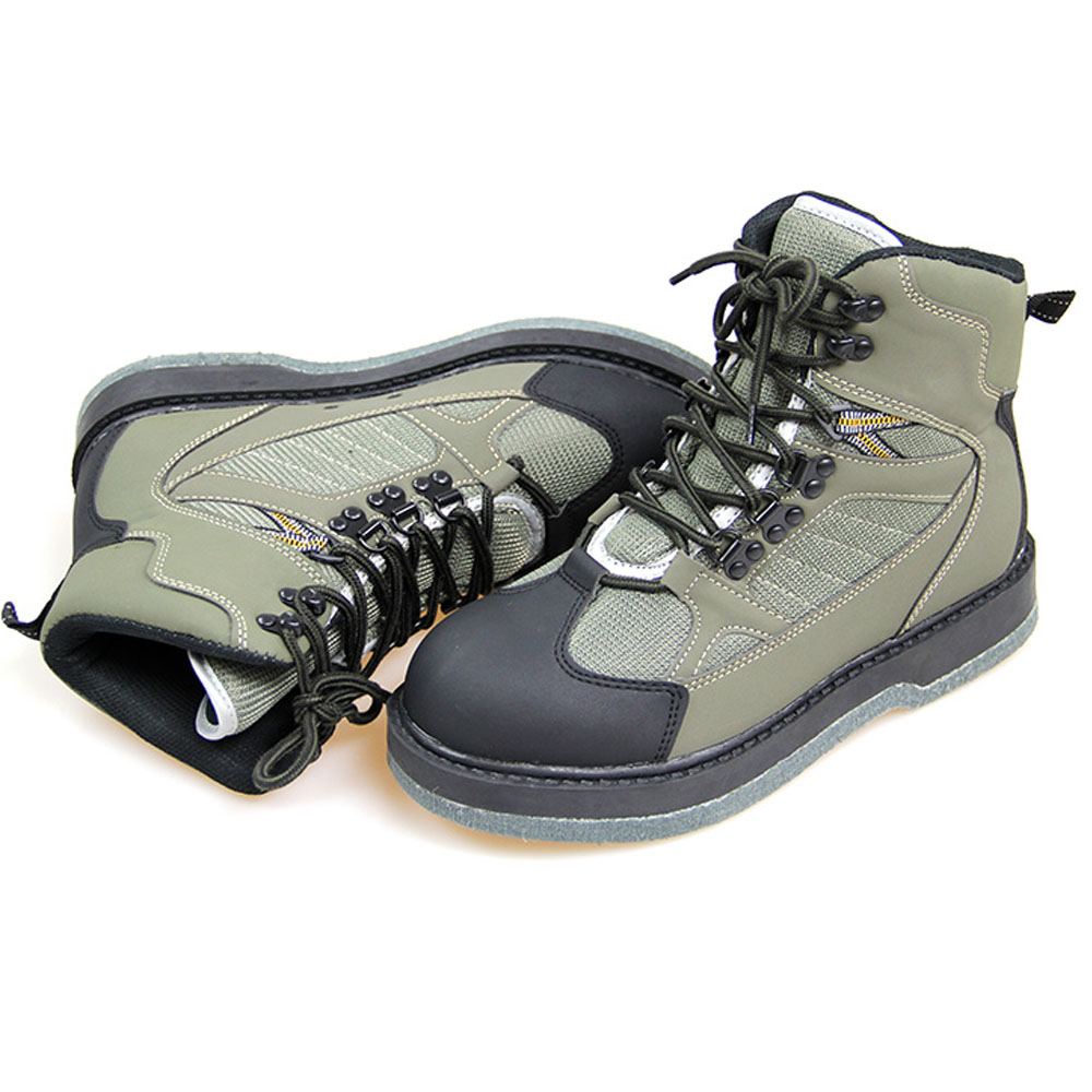 Buy breathable fishing wading shoes felt for Best fishing shoes