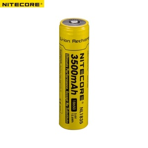 Image 3 - Nitecore NL1835 18650 3500mAh(new version of NL1834)3.6V 12.6Wh Rechargeable Li on Battery high quality with protection