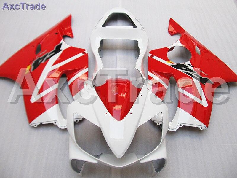 Moto Motorcycle Fairing Kit For CBR600RR CBR600 CBR 600 F4i 2001 2003 01 02 03 ABS Plastic Fairings fairing kit Red White