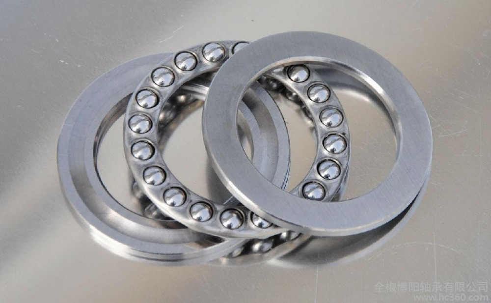 S51111 Stainless steel bearing 55X78X16 Thrust ball bearings ABEC 3 440C Thrust stainless steel bearing 100pcs abec 5 440c stainless steel miniature ball bearing smr115 s623 s693 smr104 smr147 smr128 zz shield for fishing fly reels