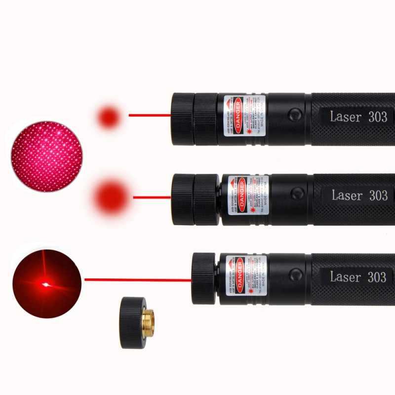 18650 мини-лазерный фонарик красный 650нм регулируемый фокус лазерная указка ручка световой луч Презентация Powerpoint Presenter