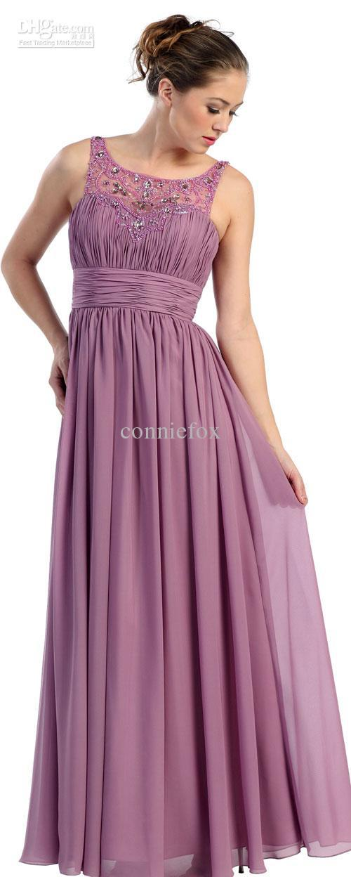 Petite Beaded Embellished Chiffon Long Discount Junior Bridesmaid Dresses-in  Bridesmaid Dresses from Weddings   Events on Aliexpress.com  33bd1cde1af6