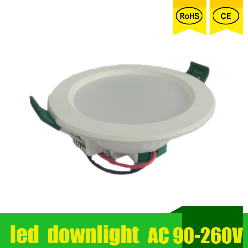 Led Downlight Led Chandeliers Ceiling Lighting  Lamps Spotlight 18w 15w 12w 9w 5w 220v 230v 110v For Motorhome Indoor Led Light