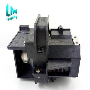 Image 3 - 2 шт. для Elplp49 совместимая неизолированная лампа + лампа с корпусом для V13H010L49 для epson EH TW3200 EH TW3500 TW4000 TW4500