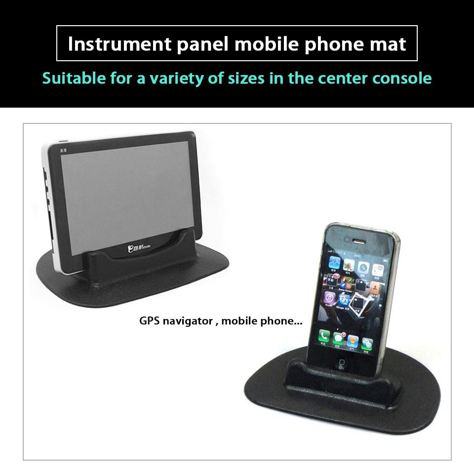 Chuky Car Silicone Anti Slip Mat Multi Functional Dashboard Phone Small Choyo Bag Smartphone Ampamp Gps Shipment Customs Issues