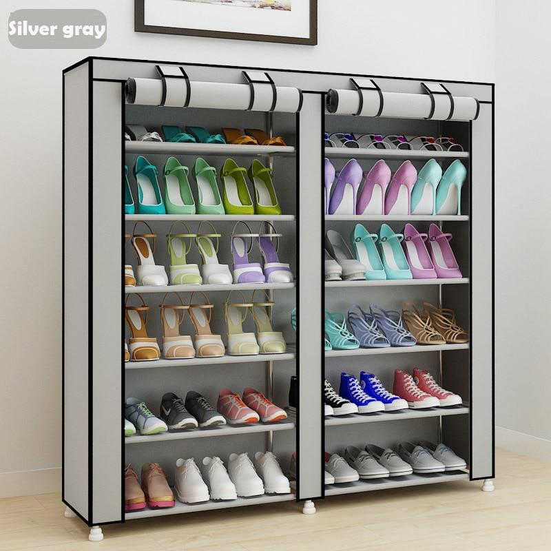 Goede Koop Grote Schoen Kast 10 Layer 9 Grid Non Wovens Shoe