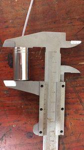 Image 2 - YP 1 50Pcs 11 colors / aluminum foil nozzle / 13 screw / perfume bottle spray tool